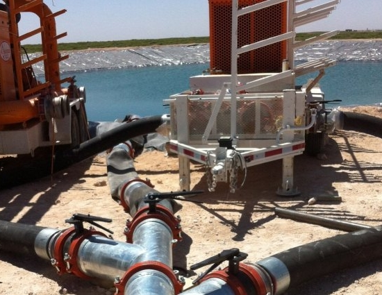 Water Transfer Equipment